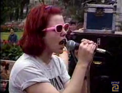tobi vail summer '92