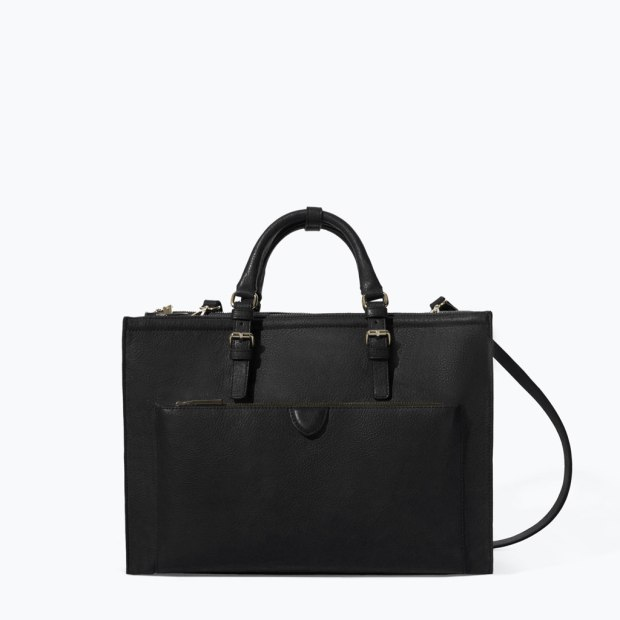 ZARA office citybag