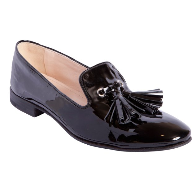prada-black-tassel-loafer