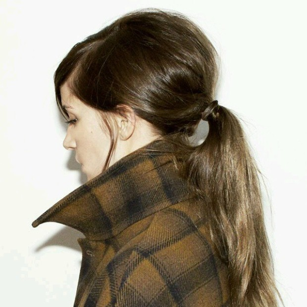 low ponytail 2