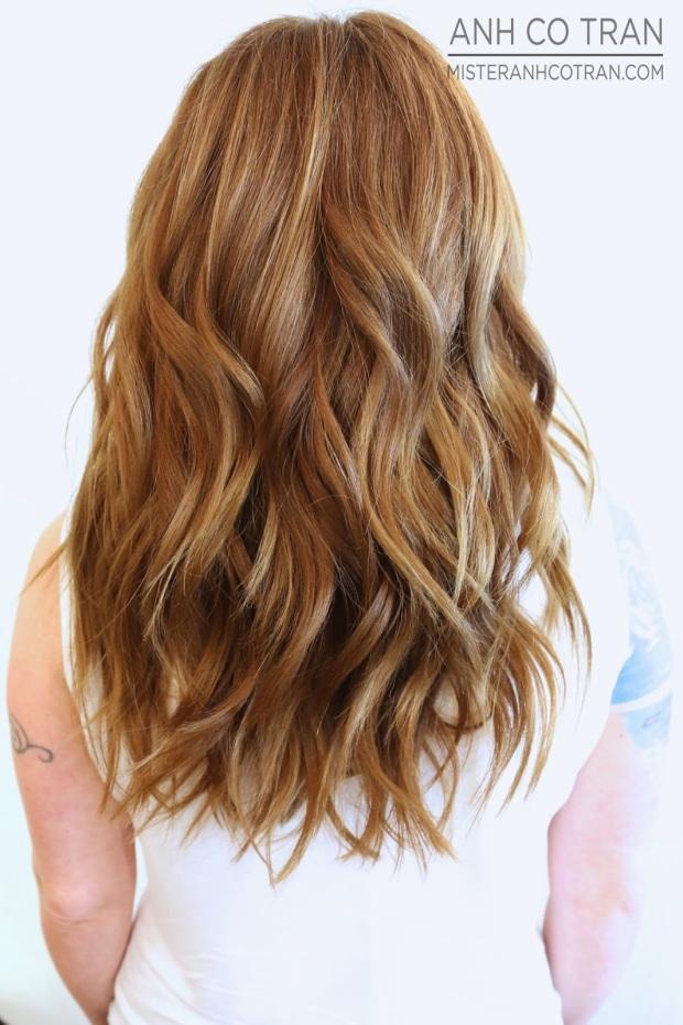 red wavy hair 1